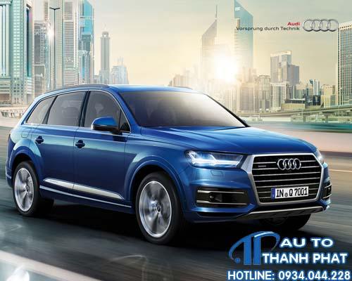 dán film cách nhiệt Audi A4