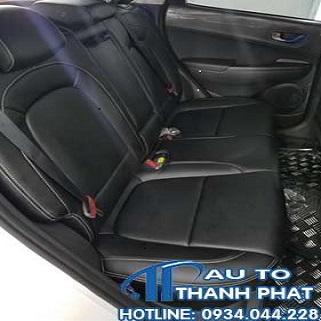 Bọc Ghế Da Cho Xe Hyundai Kona Tại Quận Gò Vấp