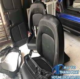Bọc Ghế Da Hyundai Kona Tại Quận Tân Phú Đẹp Nhất