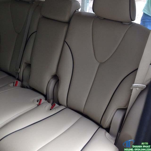 Bọc Ghế Da Xe Ô Tô Toyota Cruiser Tại Quận 4