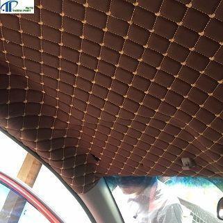 Bọc Trần La Phông 5D Nissan Navara