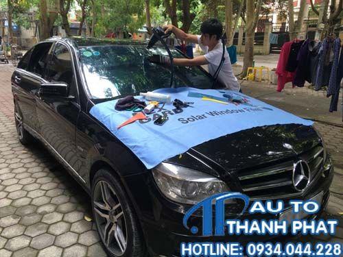 Dán Kính Chống Nóng Cho Xe Mercedes Tại Tphcm_0934.044.228