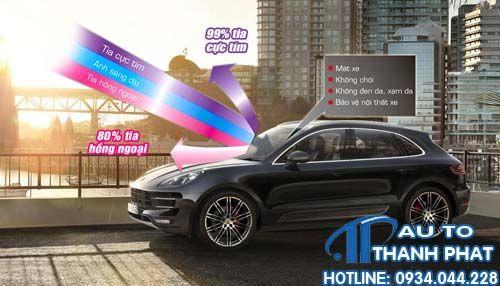 Dán Phim Cách Nhiệt Cho Xe Hyundai Creta_Sản phẩm Chính Hãng Hàn Quốc