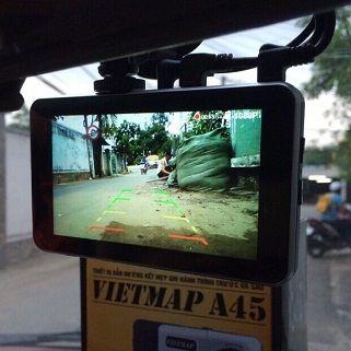 Dịch Vụ Lắp Đặt Camera Lùi Màn Hình Trên Gương Chiếu Hậu