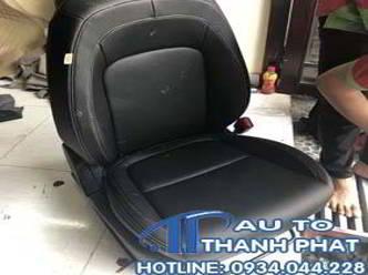 May Bọc Ghế Da Cho Xe Hyundai Kona Tại Quận 3