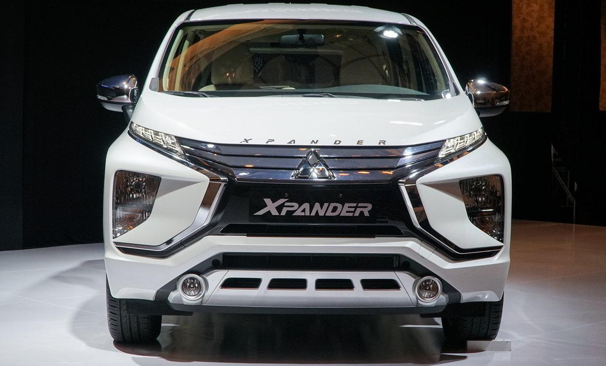 Mitsubishi Xpander- Xe Cho Gia Đình Giá Rẻ Từ 550 Triệu
