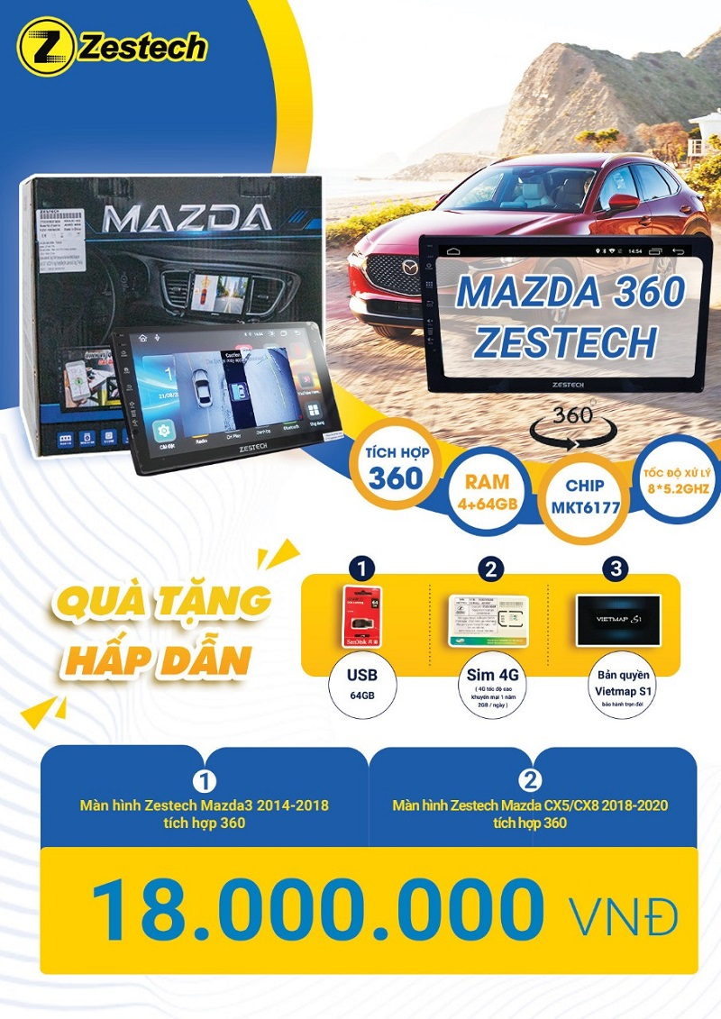 camera-360-do-zestech-xe-mazda-6