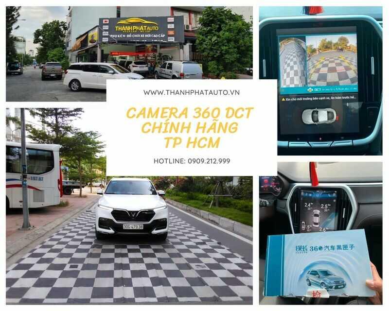 Gắn Camera 360 DCT Quận 2 Tận Nơi Theo Yêu Cầu