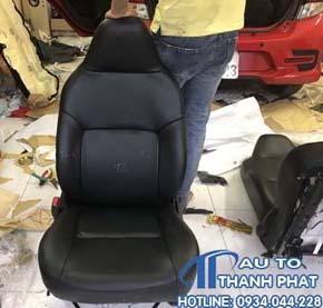 Bọc Ghế Da Cho Xe Toyota Wigo 2019 Tại Tphcm