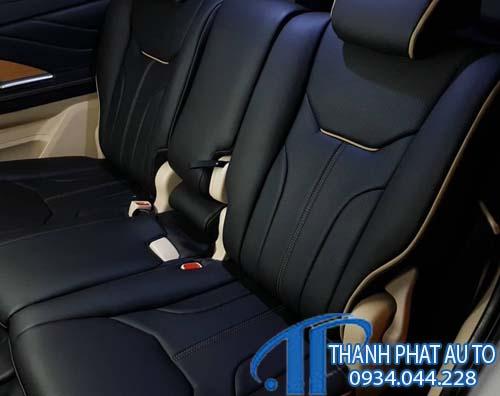 bọc ghế da xe xpander quận tân phú tại tphcm