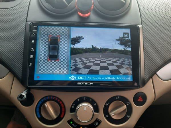 Camera 360 DCT Chevrolet Aveo T3