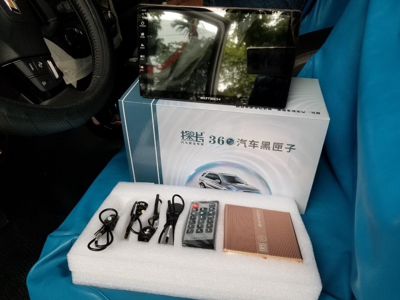 Camera 360 DCT Chevrolet Orlando