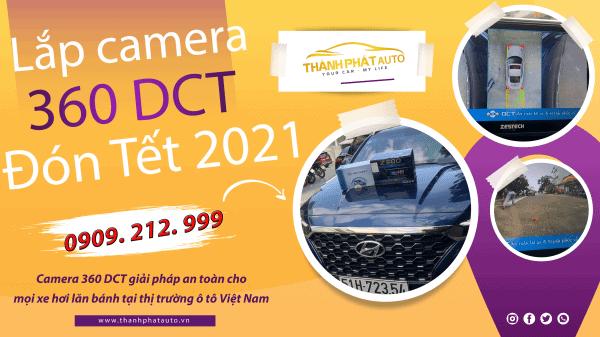Camera 360 DCT Honda Odyssey