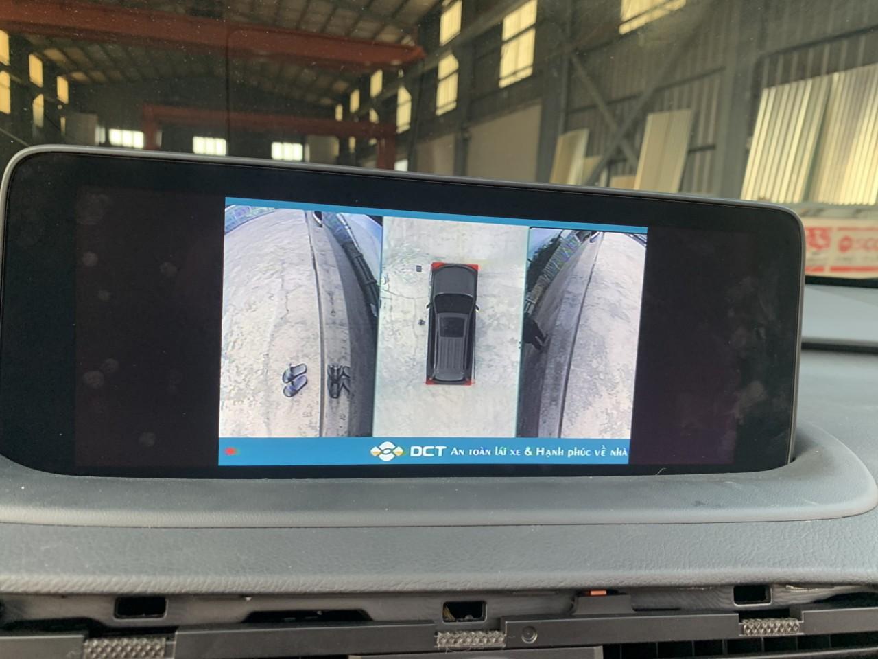 Camera 360 DCT Hyundai Creta