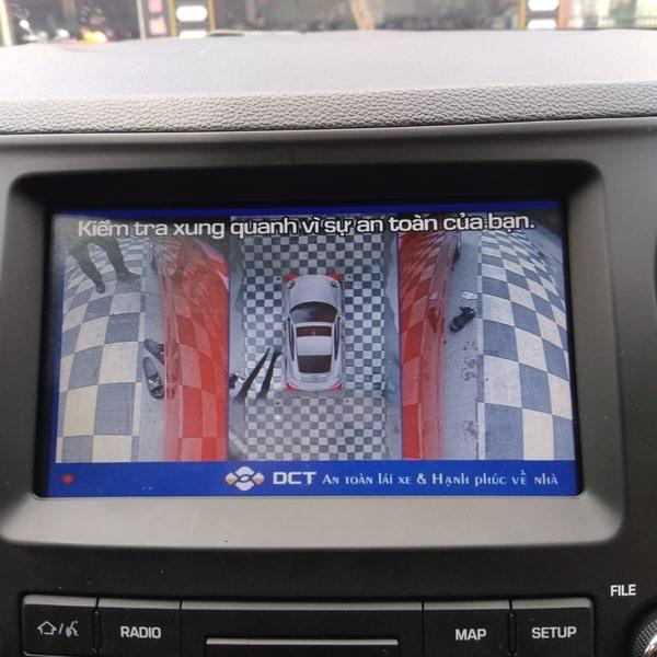 Camera 360 DCT Hyundai Grand I10