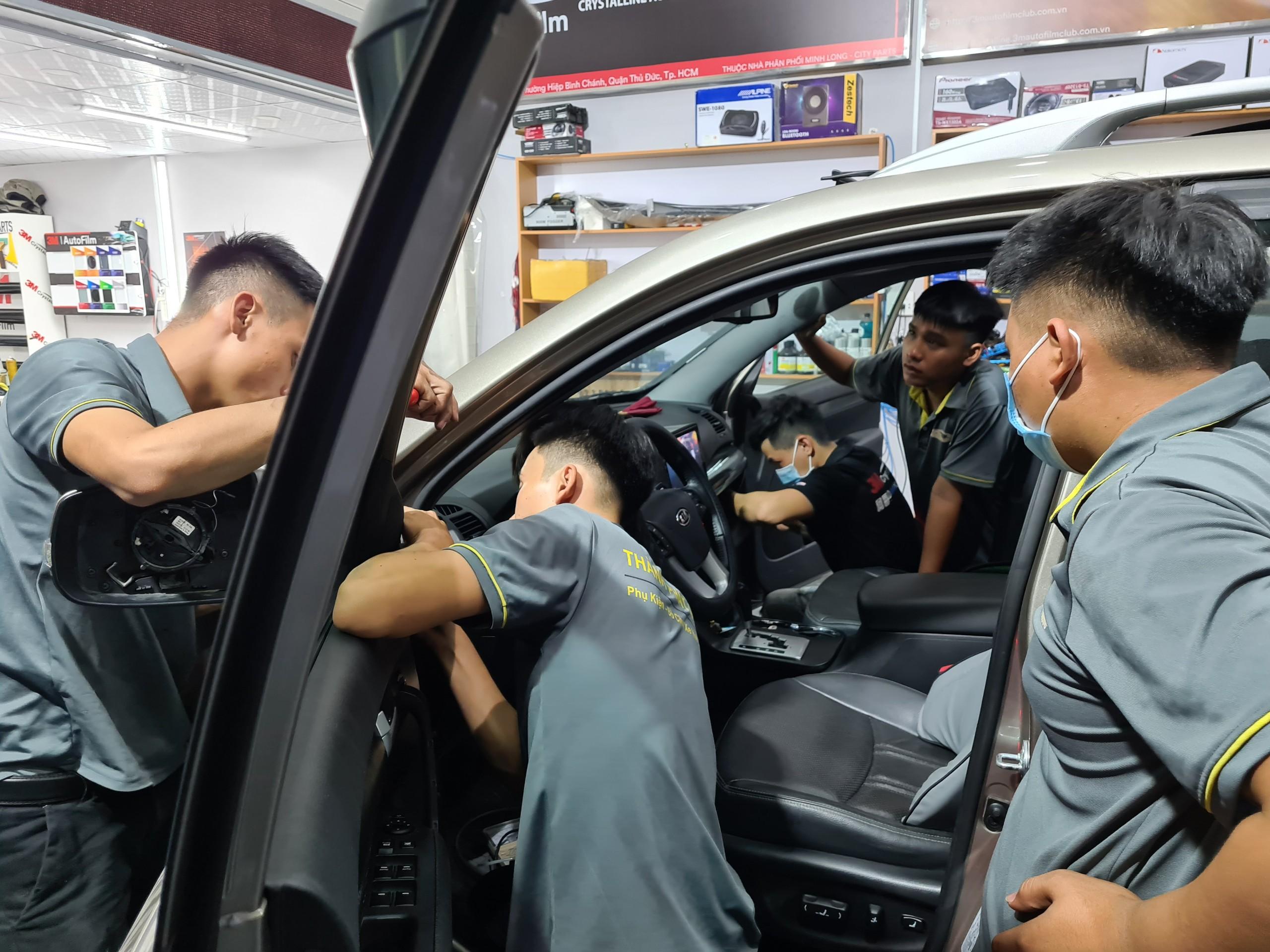 Camera 360 DCT Hyundai I20 Active