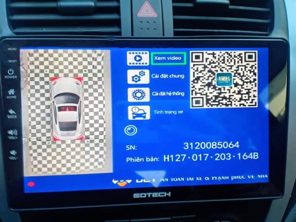 Camera 360 DCT Hyundai Sonata