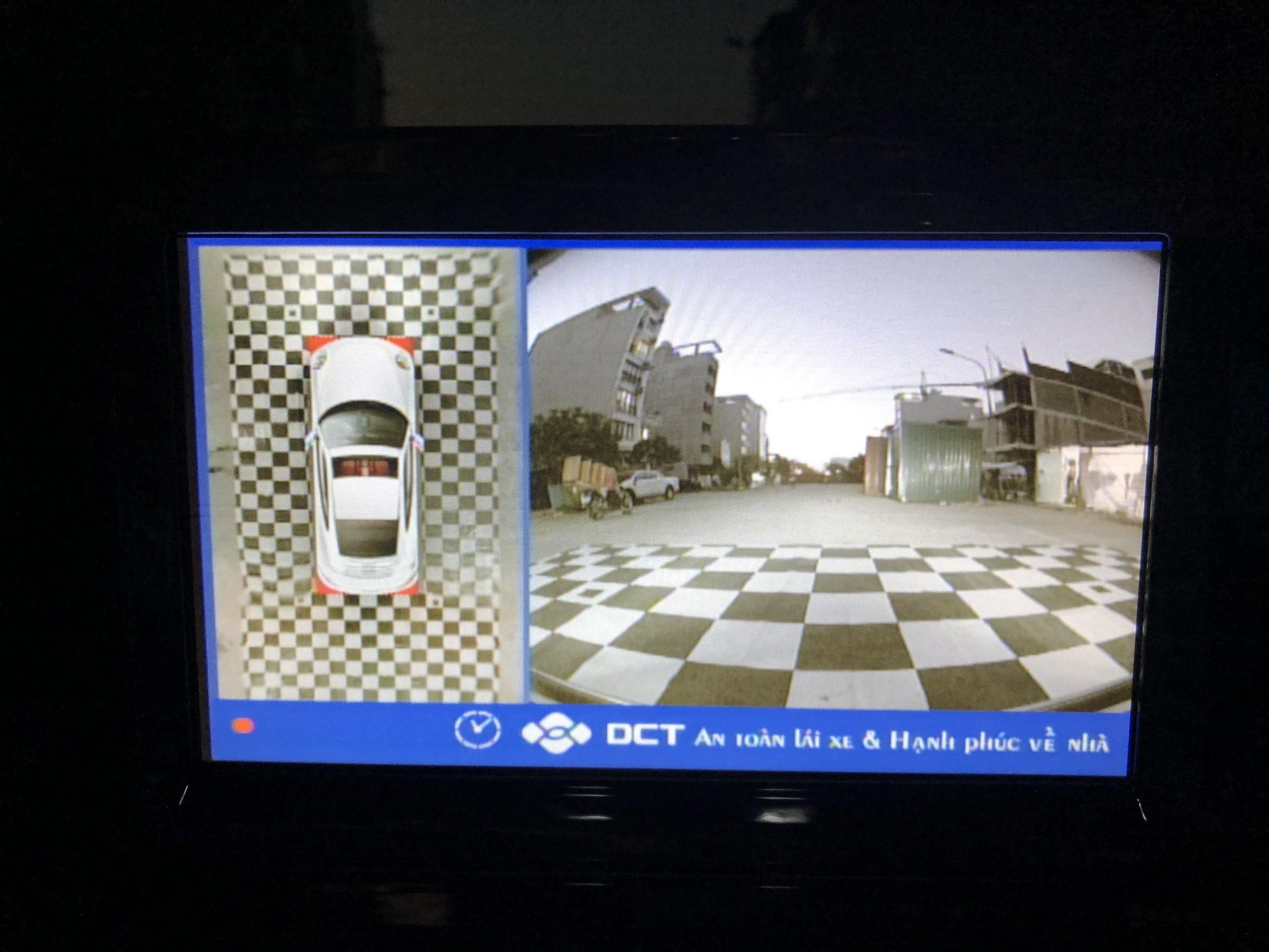 Camera 360 DCT Kia Cerato