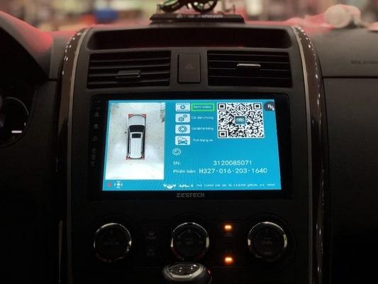 Camera 360 DCT Mazda cx9 T3