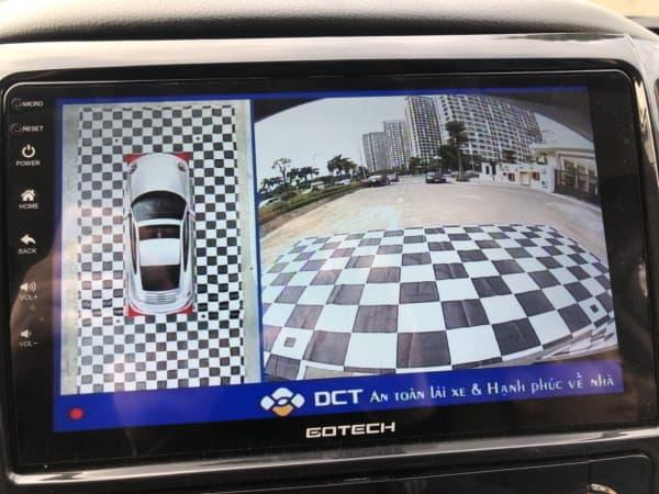 Camera 360 DCT Mitsubishi Pajero Sport T1