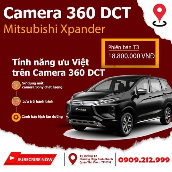 Camera 360 DCT Mitsubishi Xpander