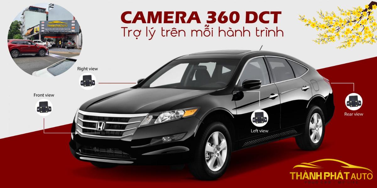 Camera 360 DCT Quận Thủ Đức