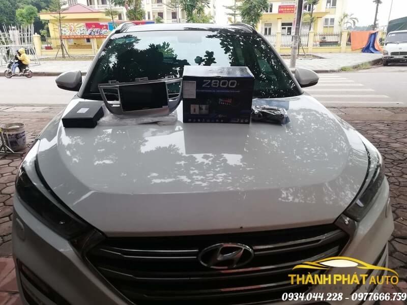 Camera 360 Độ Xe Zestech Hyundai Tucson