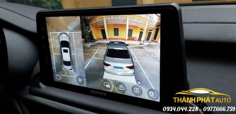 Camera 360 Độ Zestech Kia Seltos