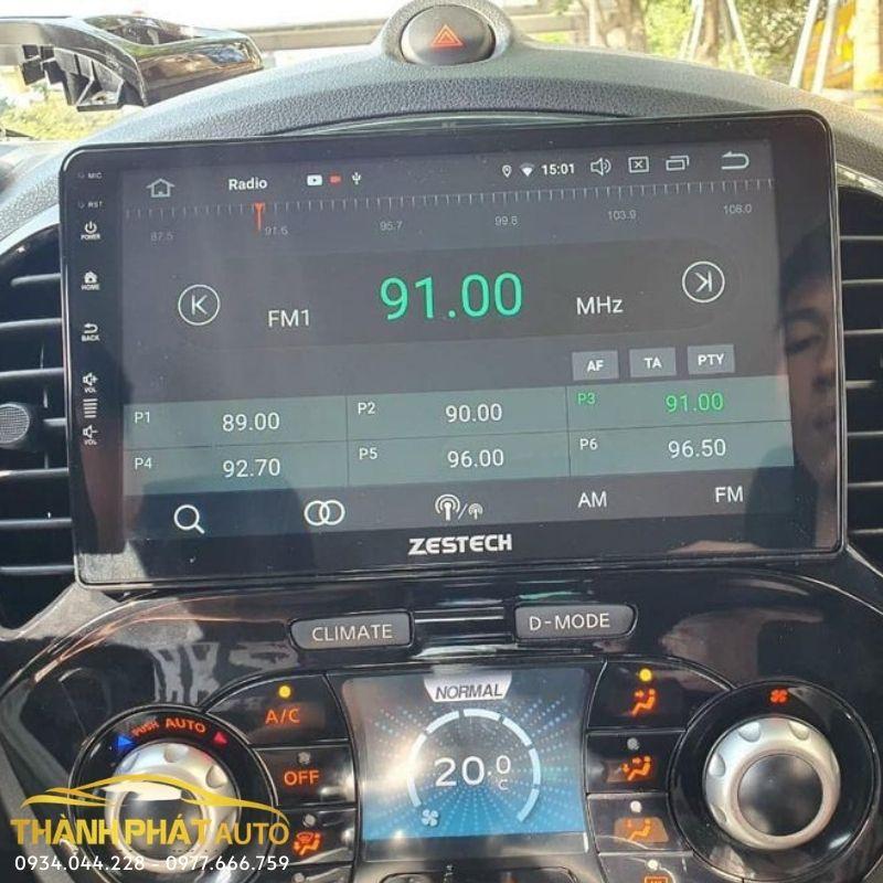 Camera 360 Độ Zestech Nissan Juke