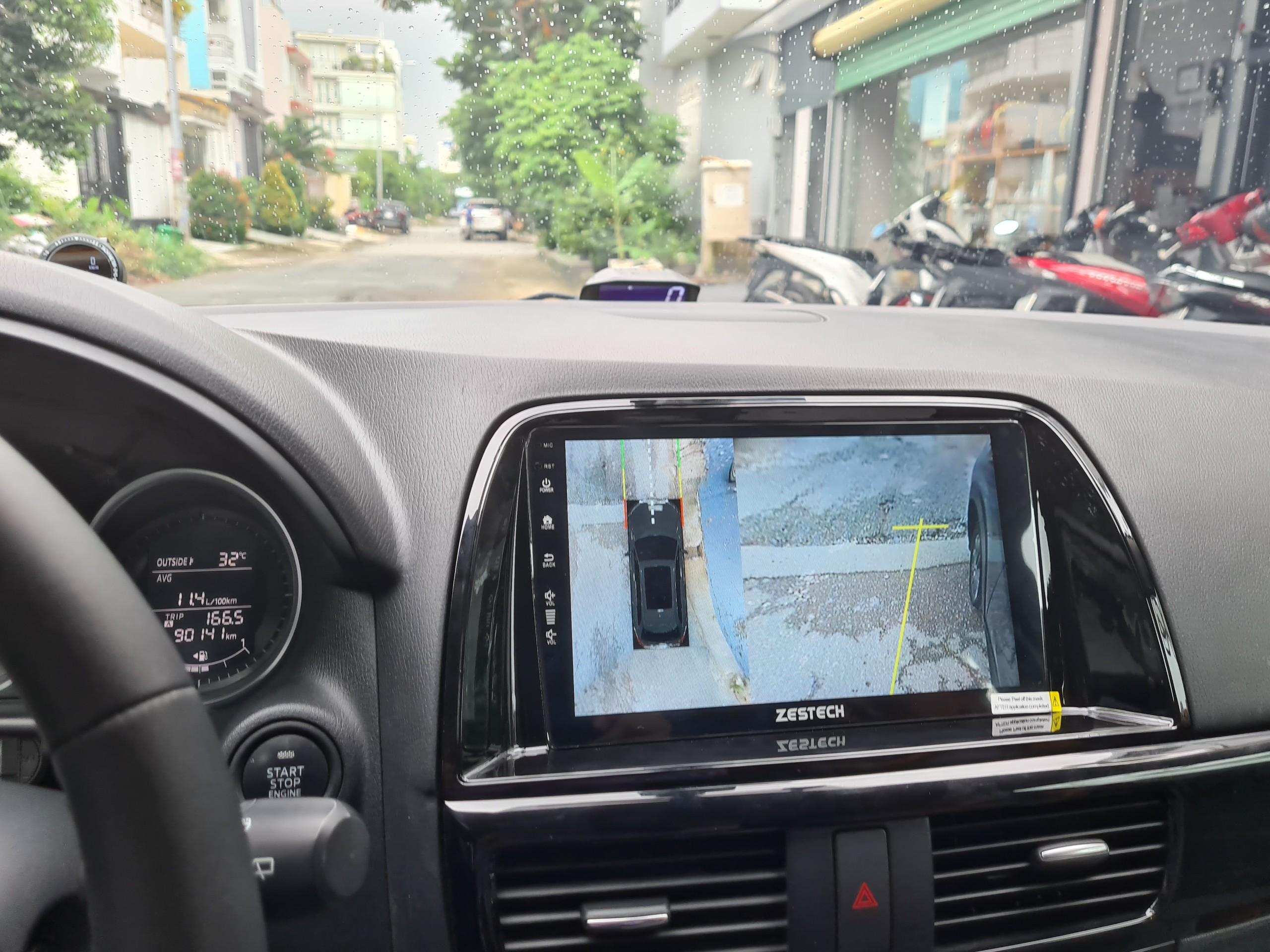 Camera 360 Độ Zestech Quận Bình Thạnh