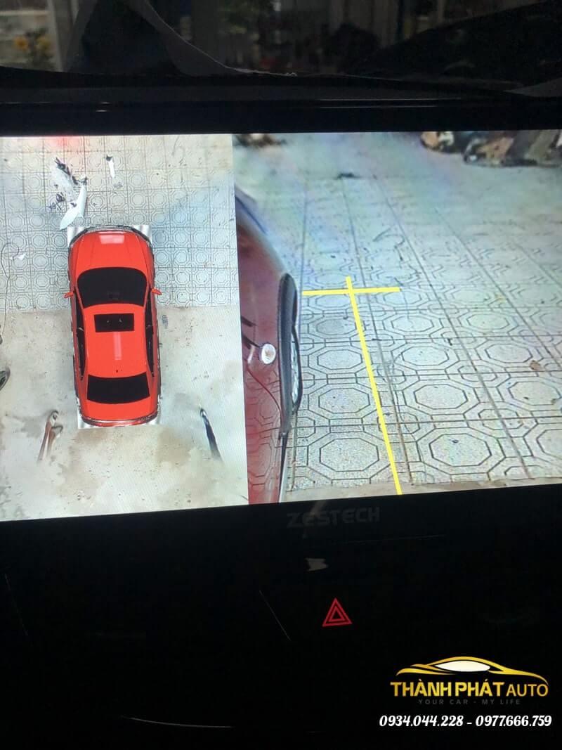 Camera 360 Độ Zestech Quận Gò Vấp