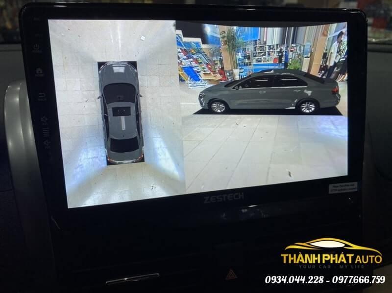 Camera 360 Độ Zestech Quận Phú Nhuận