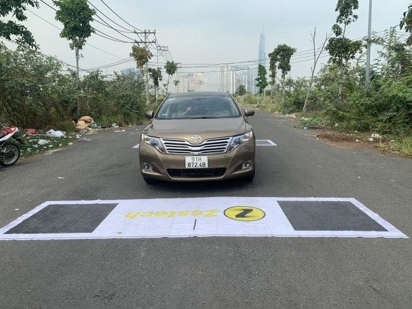 Camera 360 Độ Zestech Toyota Venza