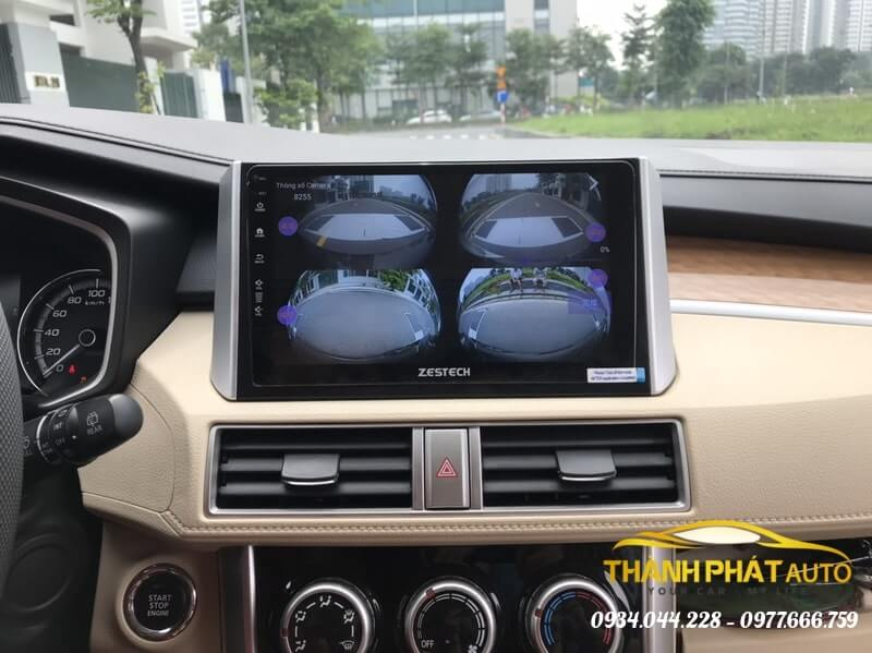 Camera 360 Độ Zestech Xe Mitsubishi Xpander