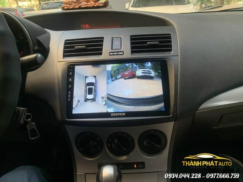 Camera 360 Độ Zestech Xe Suzuki Swift