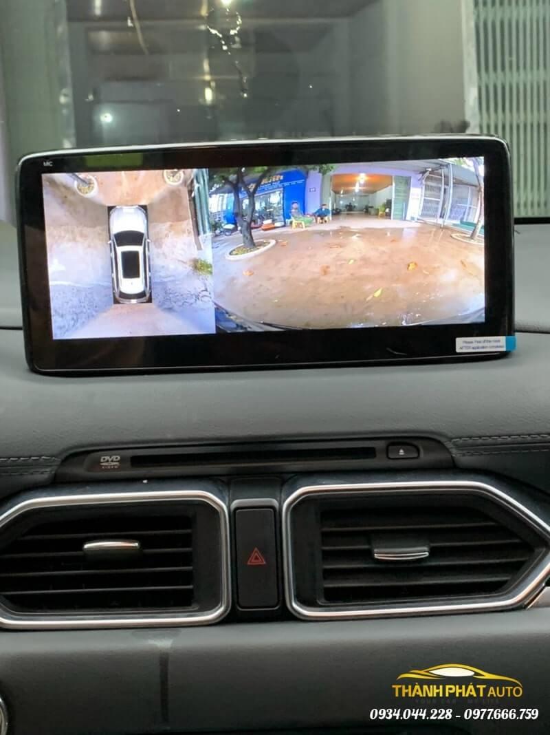 Camera 360 Độ Zestech Xe Toyota Altis 2020