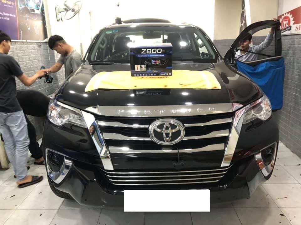 Camera 360 Độ Zestech Xe Toyota Fortuner