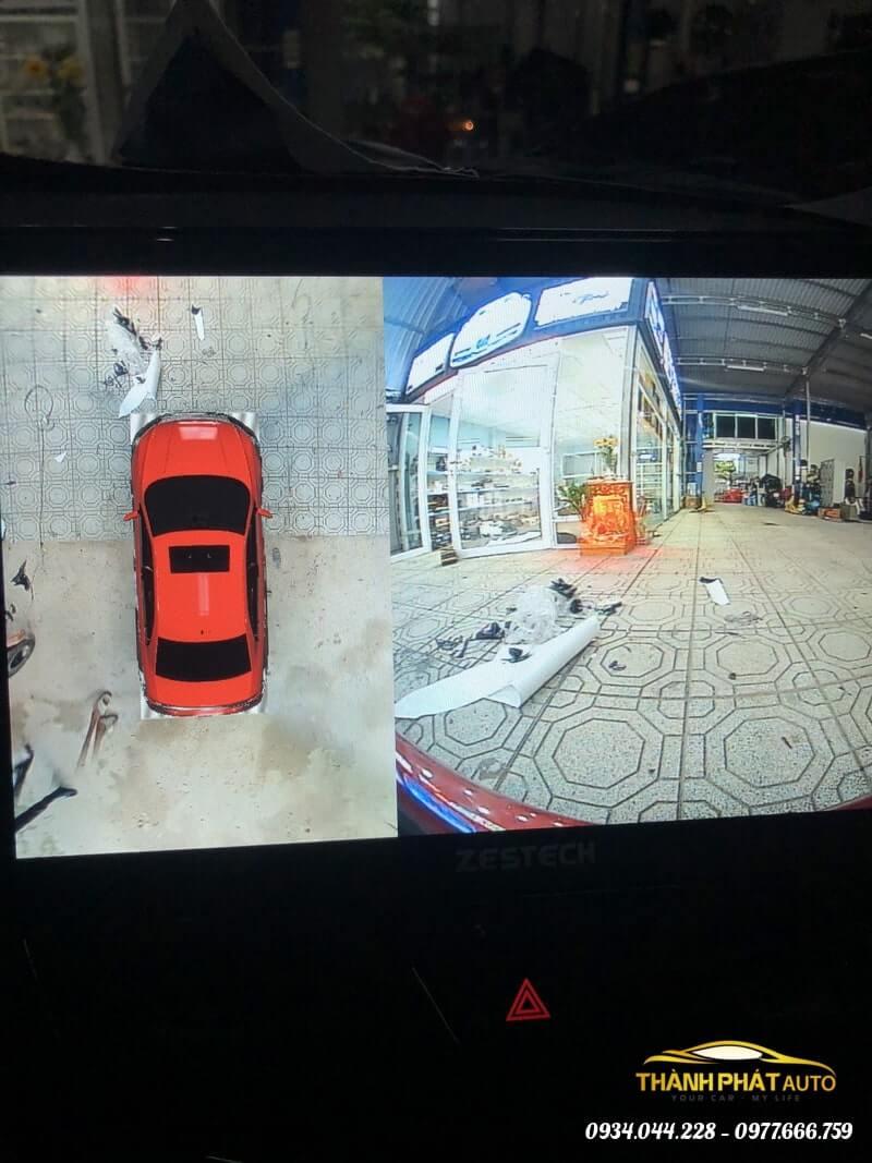 Camera 360 Độ Zestech Xe Vinfast Fadil