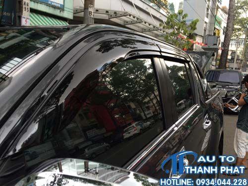 Dán Phim Cách Nhiệt Cho Xe Chevrolet Captiva Tại Tphcm