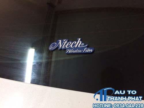 Dán Phim Cách Nhiệt Chống Nóng Cho Xe Mazda BT50