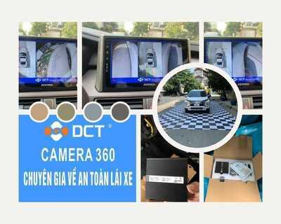 Lắp Camera 360 DCT Quận 2 Chính Hãng Tận Nơi