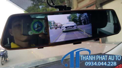 lắp camera lùi cho xe honda brio tại nhà quận gò vấp giá rẻ