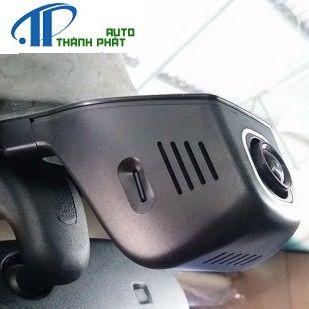 Lắp Đặt Camera Hành Trình Xe Hyundai Santafe