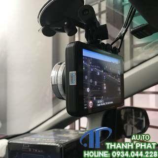 Lắp Đặt Camera Hành Trình Xe Toyota Fortuner
