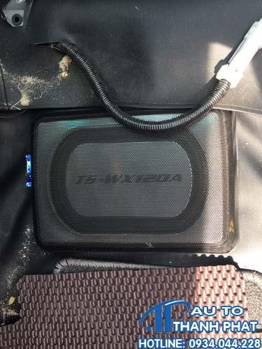 Lắp Đặt Loa Sub Cho Xe Honda Civic Tại Tphcm