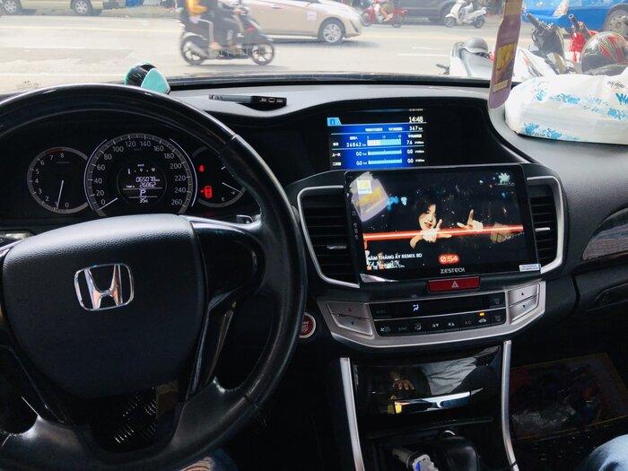 Màn Hình DVD Android Zestech Honda Accord