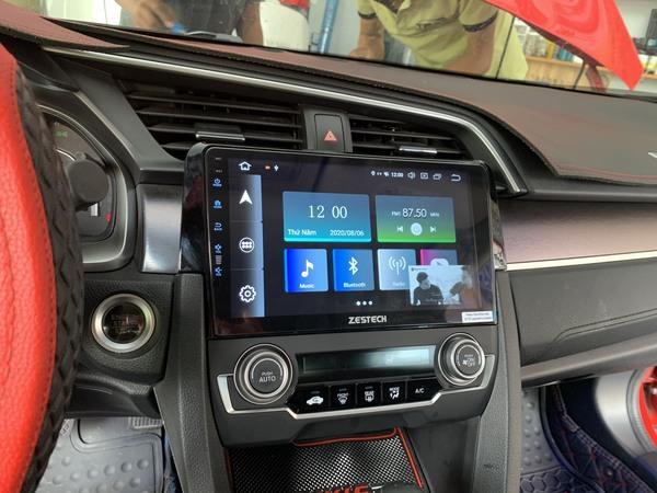 Màn Hình DVD Android Zestech Honda Civic