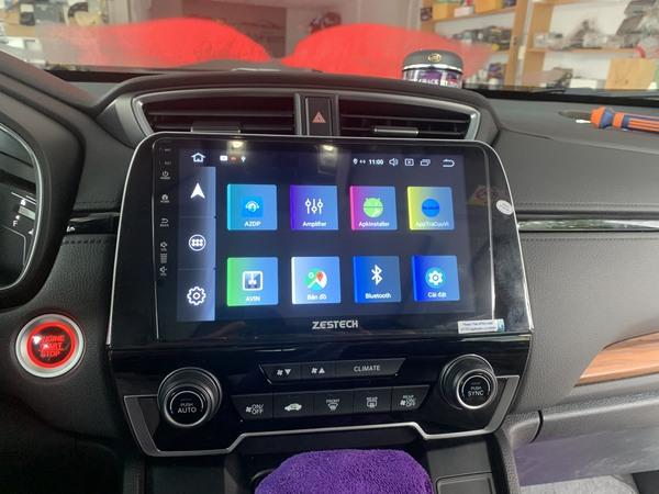 Màn Hình DVD Android Zestech Honda CRV