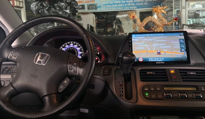 Màn Hình DVD Android Zestech Honda Odyssey