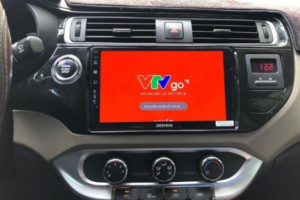 Màn hình DVD Android Zestech KIA Rio